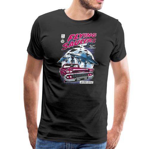 UFO - Men's Premium T-Shirt