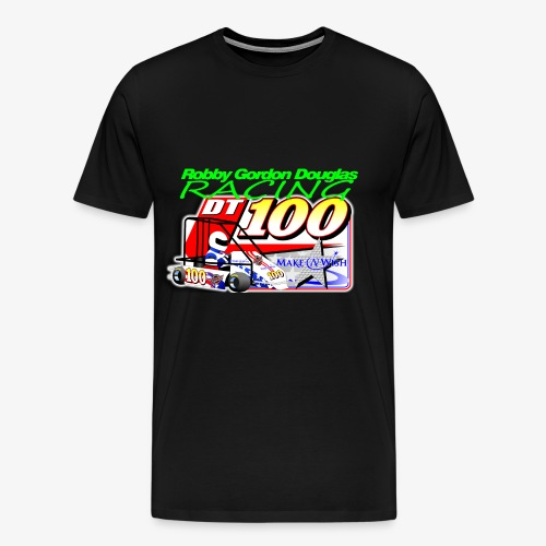 RGD Racing+DT100 - Men's Premium T-Shirt