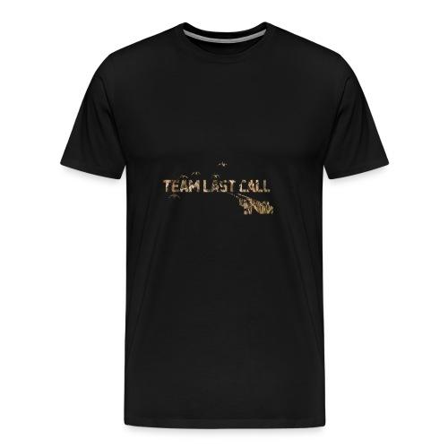 Team Last Call official Logo - Men's Premium T-Shirt