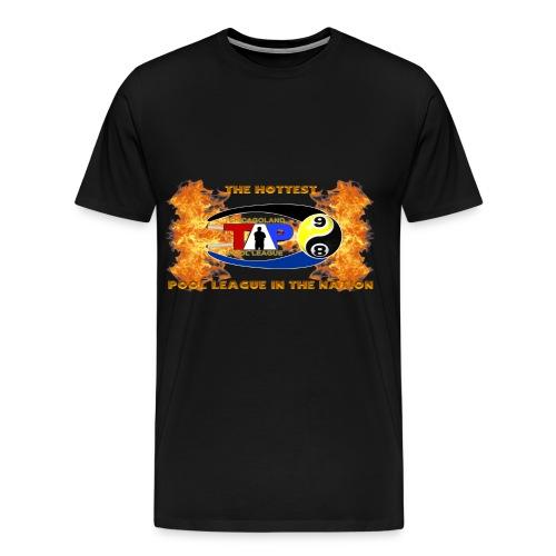 Chicagoland Fire Logo - Men's Premium T-Shirt