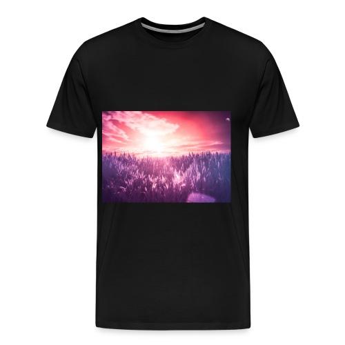 Beautiful Evening - Men's Premium T-Shirt