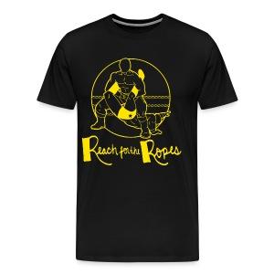 Boston crab Yellow - Men's Premium T-Shirt
