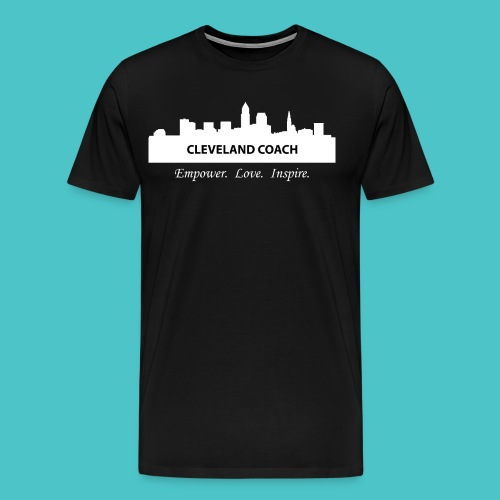 clecoach - Men's Premium T-Shirt