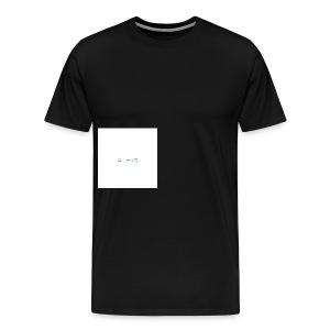 Asymmetry - Men's Premium T-Shirt
