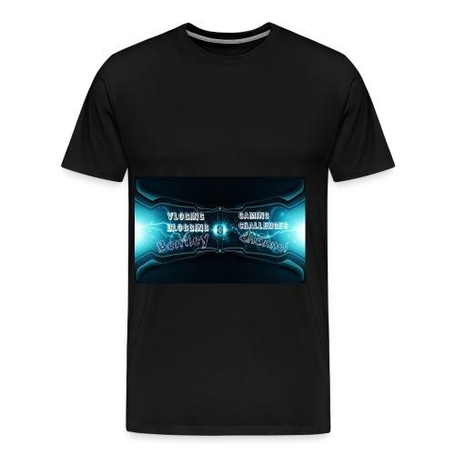 Bentleys channel - Men's Premium T-Shirt