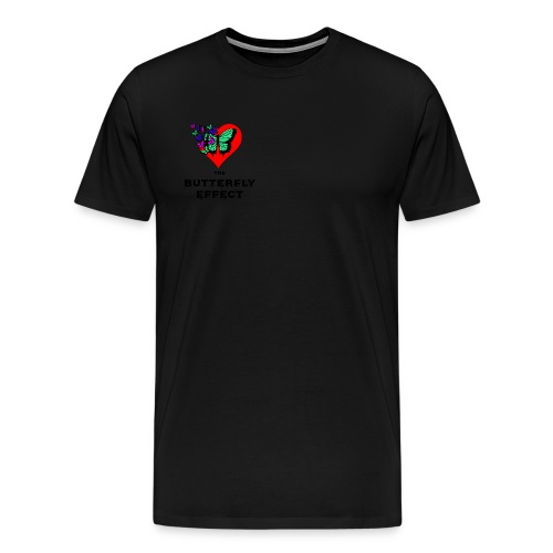 The Butterfly Effect ~ OTG - Men's Premium T-Shirt