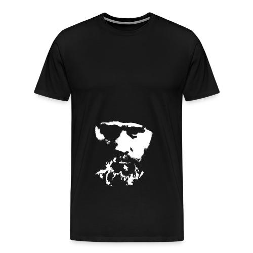 KuixoteWhiteLarge - Men's Premium T-Shirt