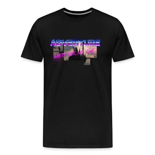 An 80's Adventure - Men's Premium T-Shirt