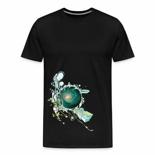 Portal by Deacon-one - Men's Premium T-Shirt