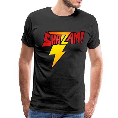 TheComicHQ - SHAZAM! - Men's Premium T-Shirt