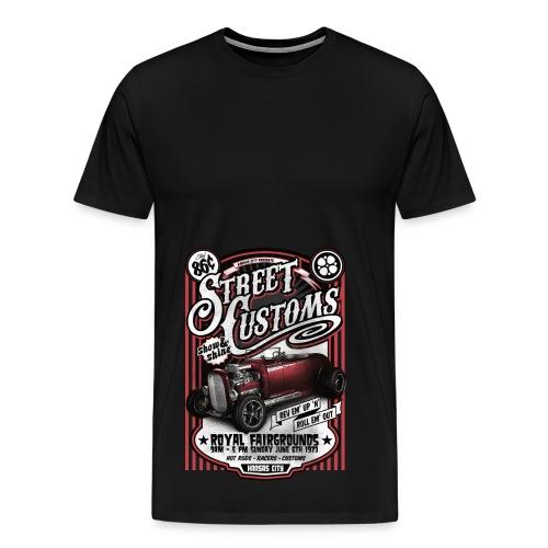 street Shirt Designs - Men's Premium T-Shirt