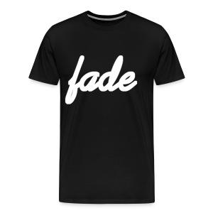 Fade Official Cursive - Men's Premium T-Shirt