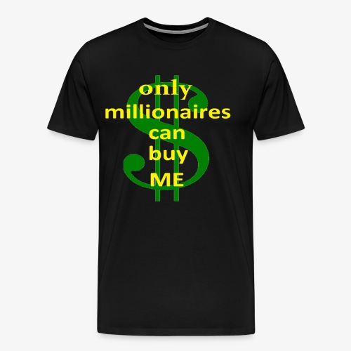 Milioners Tshirt - Men's Premium T-Shirt