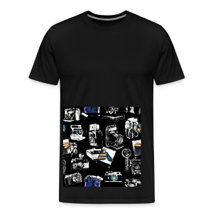 Shirt Design - Men's Premium T-Shirt