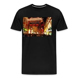 CNY Nights - Men's Premium T-Shirt