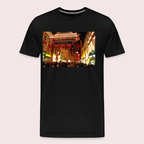 CNY Nights - Men's Premium T-Shirt