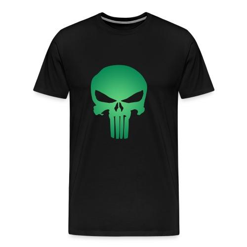 punisher skull - Men's Premium T-Shirt