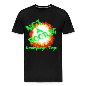 Not a Bootleg!!! - Men's Premium T-Shirt