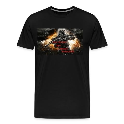 NMG Prodigy - Men's Premium T-Shirt
