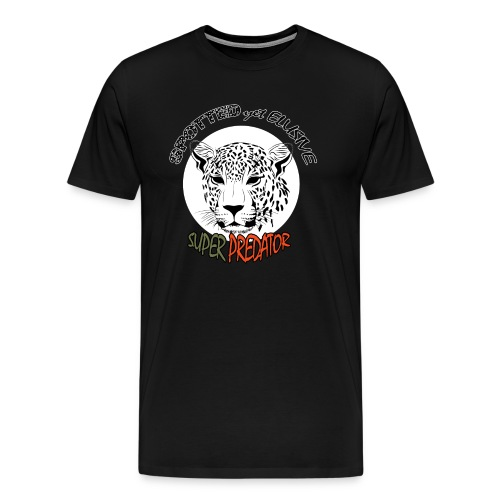 Spotted Leopard - Men's Premium T-Shirt
