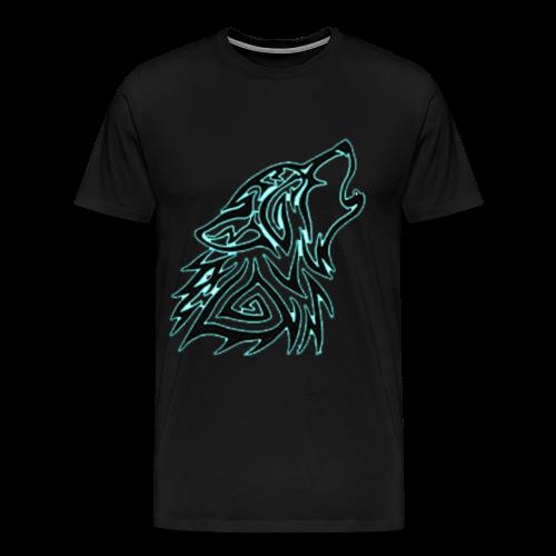 HOWL - Men's Premium T-Shirt