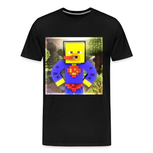 Captain Quack - Men's Premium T-Shirt