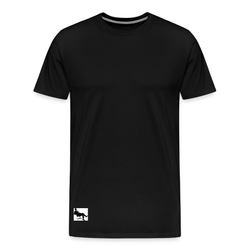 The boss can sit back and relax - Men's Premium T-Shirt