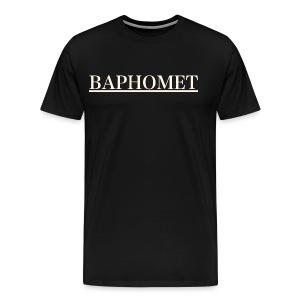 BAPHOMET - Men's Premium T-Shirt