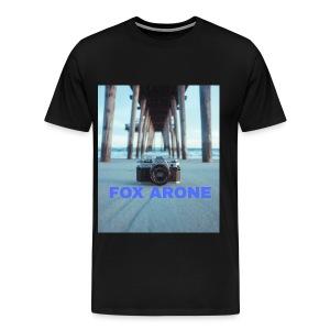 Fox arone - Men's Premium T-Shirt
