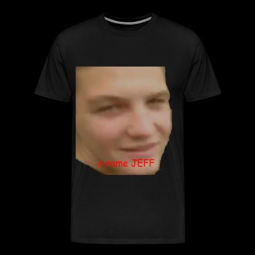 noah jeff - Men's Premium T-Shirt
