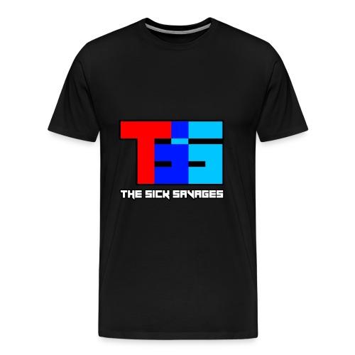 TSS Logo - Men's Premium T-Shirt
