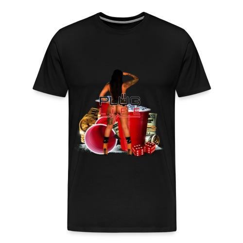 plug Life - Men's Premium T-Shirt