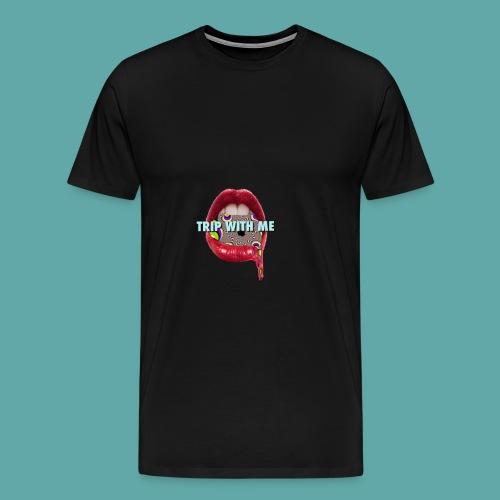 TRIP WITH ME - Men's Premium T-Shirt