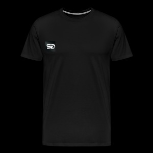 SG SKYJACKED GAMING YOUTUBER LOGO T SHIRT - Men's Premium T-Shirt