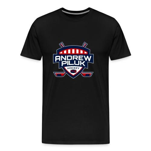 Andrew Piluk Hockey - Men's Premium T-Shirt