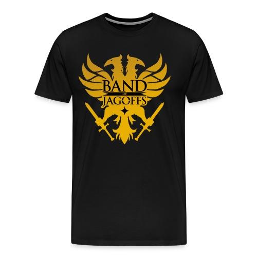 Band of Jagoffs logo - Men's Premium T-Shirt