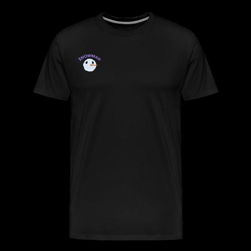 Snowy Boi - Men's Premium T-Shirt