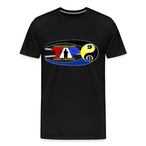 Chicagoland TAP Logo - Men's Premium T-Shirt