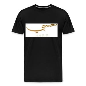 HabibiLogo - Men's Premium T-Shirt