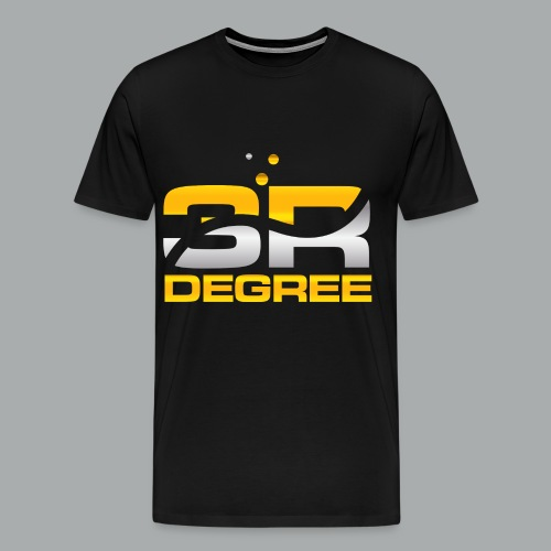 Team 3RD Logo - Men's Premium T-Shirt