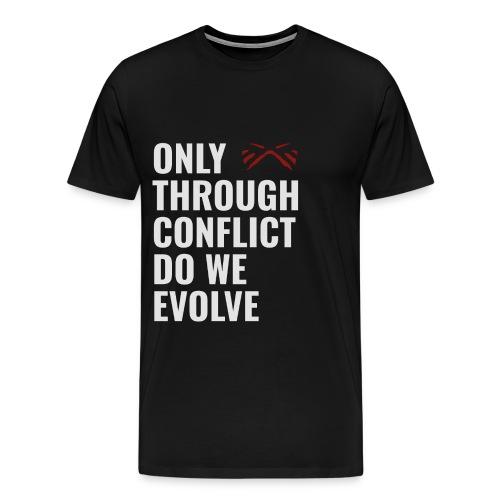 Doomfist Quote | Overwatch - Men's Premium T-Shirt
