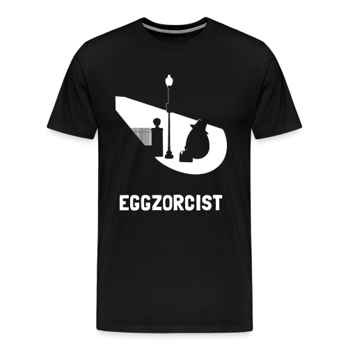 EGGZORCIST - Men's Premium T-Shirt