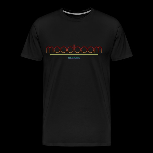 moodboom - Men's Premium T-Shirt