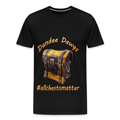 #chestmatters2 - Men's Premium T-Shirt