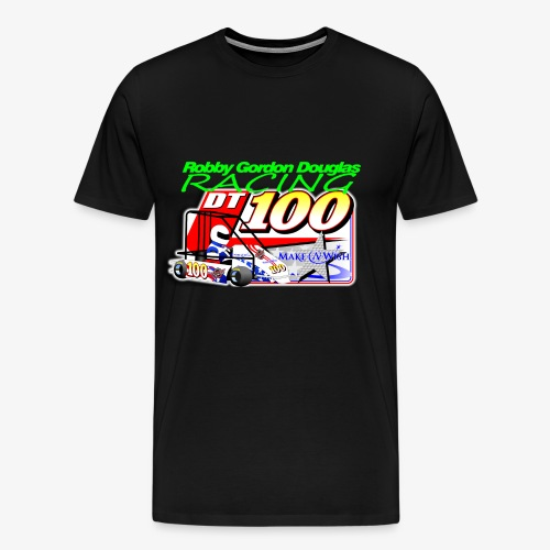 RGD Racing+DT100 - Men's Premium T-Shirt