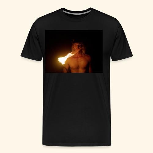 australian knight - Men's Premium T-Shirt
