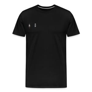 Jesus, Adan - Men's Premium T-Shirt