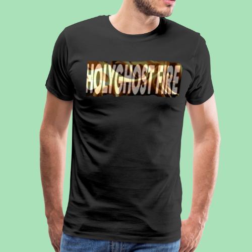 HOLYGHOST FIRE - Men's Premium T-Shirt