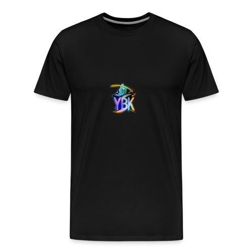 YBK NINJA MERCH - Men's Premium T-Shirt