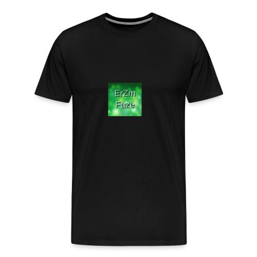 ErZm Faze Logo (MEMBER) - Men's Premium T-Shirt